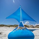 Otentik Original Beach Sunshade - ultimate beach tent, sun shelter beach sand bags