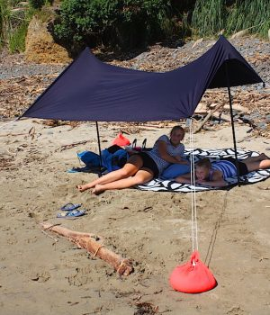 Otentik Original Sunshade - ultimate beach tent, sun shelter beach
