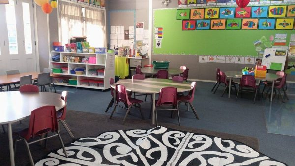 Korero Design Maori Mat - South Auckland Primary School Classroom 4