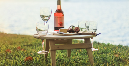 outdoor gear picnic table, unique corporate gift, memorable gifts