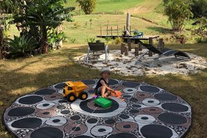 Reconciliation Design Outdoor Education Centre Beach Play Mat