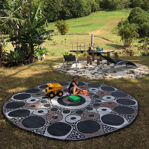 AGR12 Reconciliation Design Outdoor Education Centre Play Mat