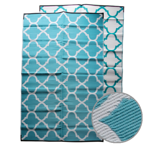 Moroccan Designed Recycled Mat