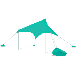 beach shade, sun shelter, pop up, beach shelter, beach tent