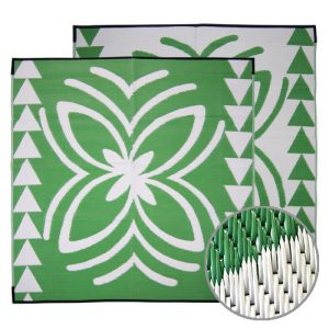 LALOLAGI Pacific Island Design Recycled Fashion Camping Mat