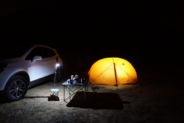 HELIO LANTERN -CAMPSITE LIGHT