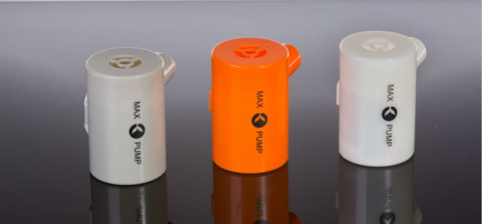 Inflatable rechargeable air pump