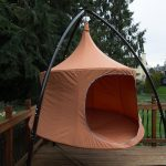 TreePod, Teracotta, Hammock, Hanging Tent, Egg Chair, Lounger, Tripod