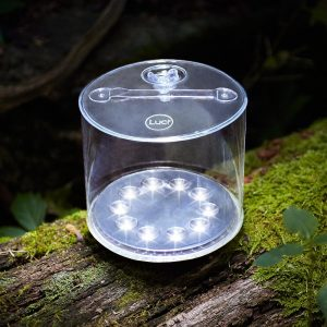 Luci Rechargeable Camping Lantern emergencies or power cuts