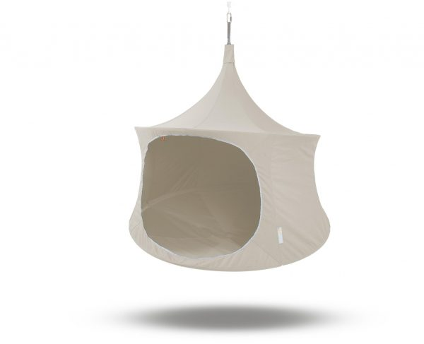 Treepod, Hanging Tent, day bed, Ivory 1.8m