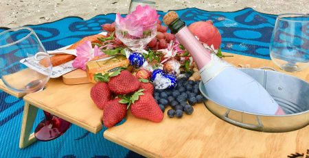Banquet, Summer, Picnic, Table, Beach