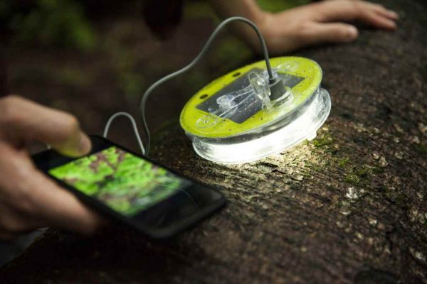Pro solar outdoor lantern USB Charger