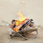 Fireflower assembled portable compact brazier_opt