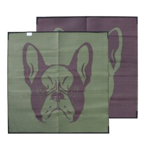 French Bulldog, Outdoor, easy to clean, furry family member, durable, mat