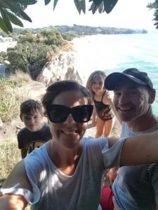 Letitia Buckle, blog, ambassador, beach, family