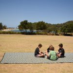Caravan, Motorhome, Annex, Outdoor 2.4 x 5m Mats – diamond khaki green grey, picnic_opt