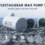 MAX Pump 2, inflatable, portable, rechargeable, lithium, waterproof, Power supply, lightweight, 2