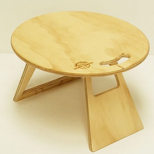 Ohana, round, Portable, Foldable, Picnic Table, gift, romantic picnic, mothers day, anniversary