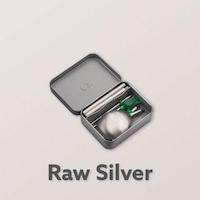 smallest, cutlery, portable, compact, plastic free, reusable, travel, silver copy